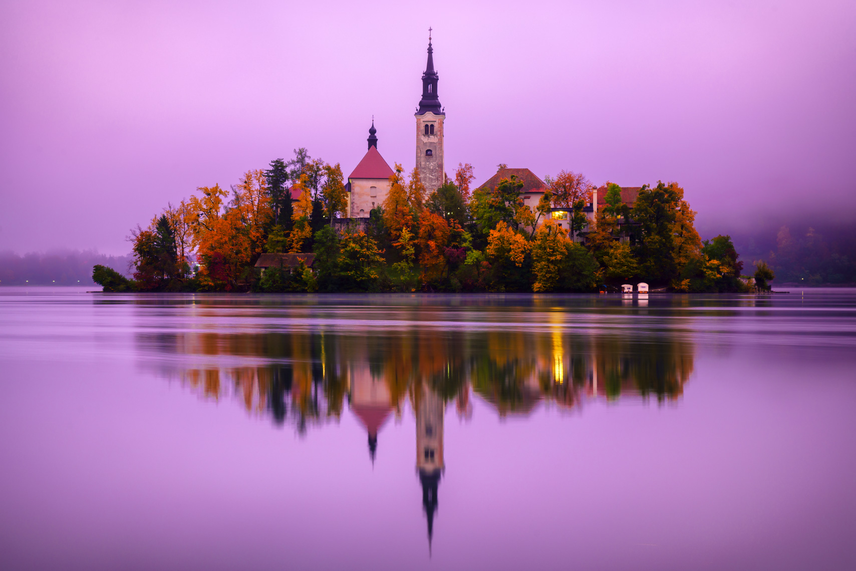 Lake Bled Magic